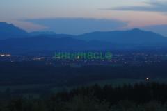 Blick in den Salzburger Talkessel (3)