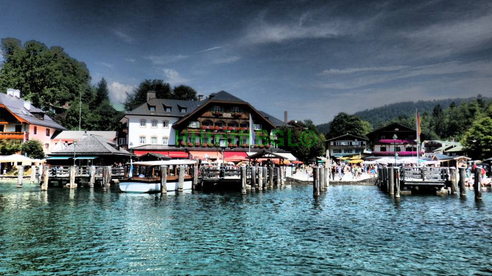 Am Königssee (1)