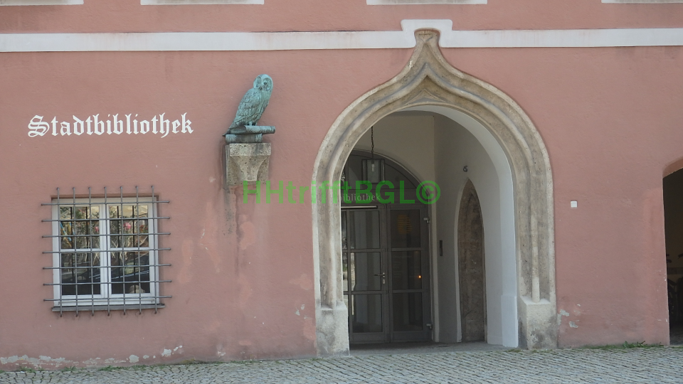 Burghausen Stadtbibliothek