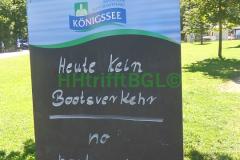 Königssee Streik (2)