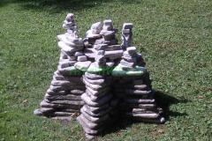 Kurgarten Badreichen Hall Steinkunst