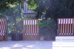 Kurgarten Bad Reichenhall Strandkörbe