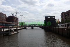 Blick zur Magdeburger Brücke