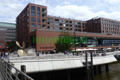 Elbarkaden Hafencity