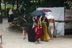Mittelaltermarkt Piding 2015 - Damen