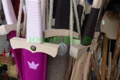 Mittelaltermarkt Piding 2015 - Schwerter