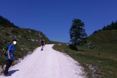 Wanderung zur Mordaualm (4)