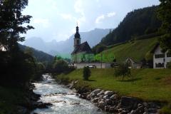 Pfarrkirche St. Sebastian Ramsau (1)